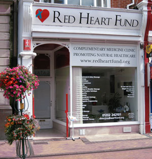 Red Heart Fund Clinic